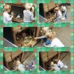 De konijntjes Lilan en Snuitje