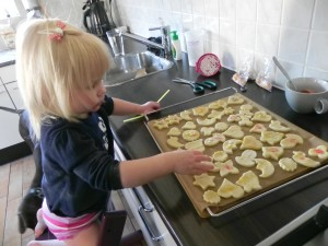 Ook koken en bakken doen wij graag bij Cococinel.